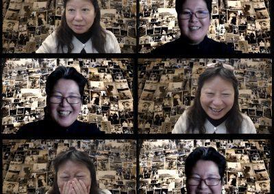 Chie, the Collaborator 稚恵さんとのコラボ:Mayu's Process Blog