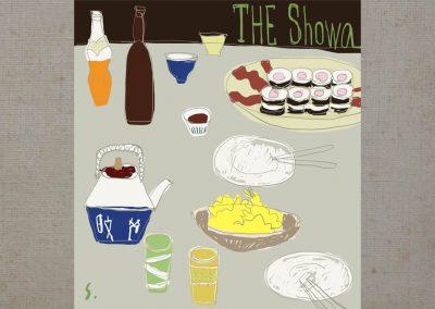 The Showa 昭和 by Shigemi Nakamura Simms