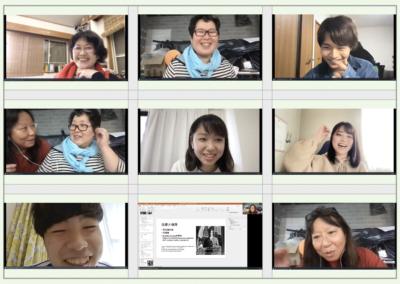 Workshop with Kwansei Gakuin Uni Students 関西学院大学津田ゼミとのワークショップ 2021.04.15