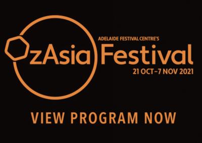 October Online Workshops – OzAsia Festival